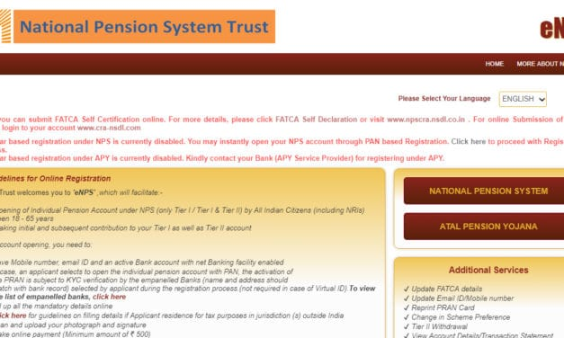 Top Performing National Pension System (NPS) Schemes, Chart and Calculator