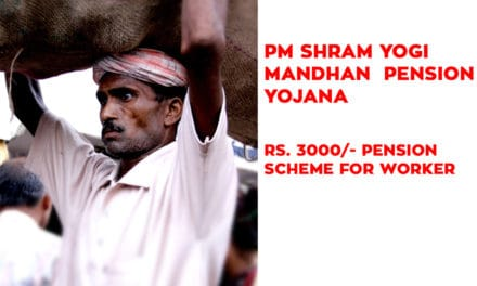 PM Shram Yogi Mandhan Pension Yojana, Online Apply, Chart, Rs. 3000 pm