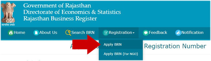 Rajasthan Business Register Online