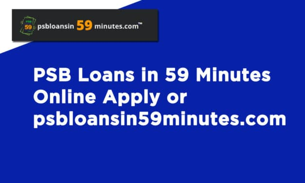 PSB Loans in 59 Minutes Online Apply or psbloansin59minutes.com