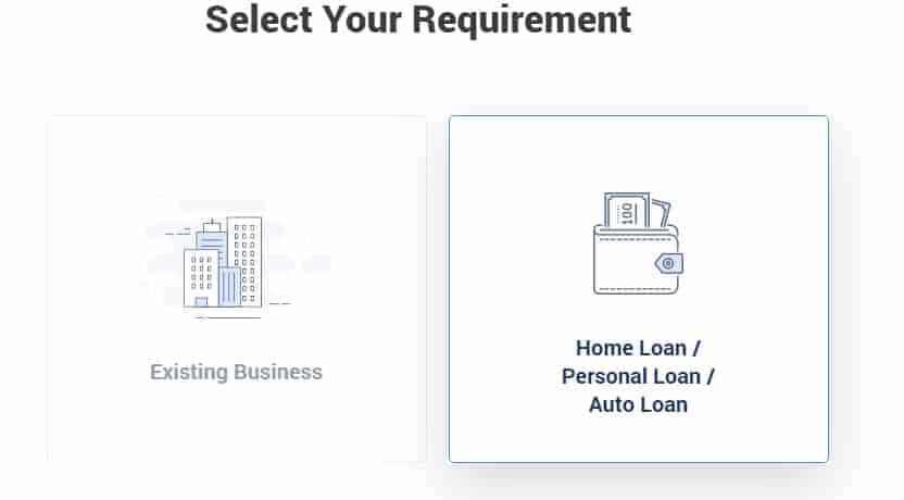 psbloansin59minutes.com Loan Types