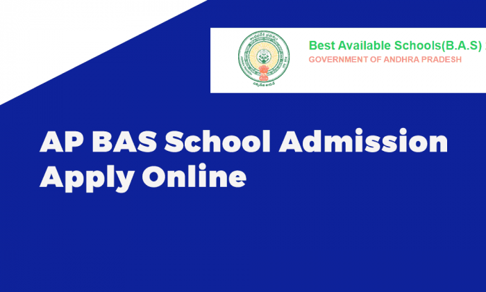AP BAS School Admission Apply Online