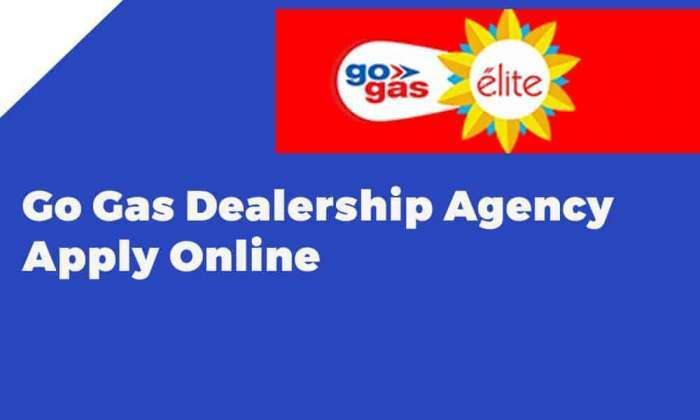 Go Gas Dealership Agency Apply
