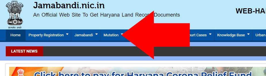 Haryana Mutation Copy