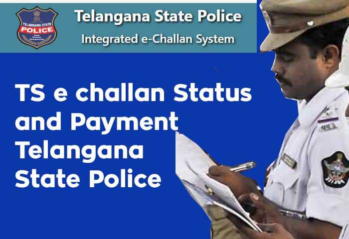 TS e challan Status and Payment Telangana State Police