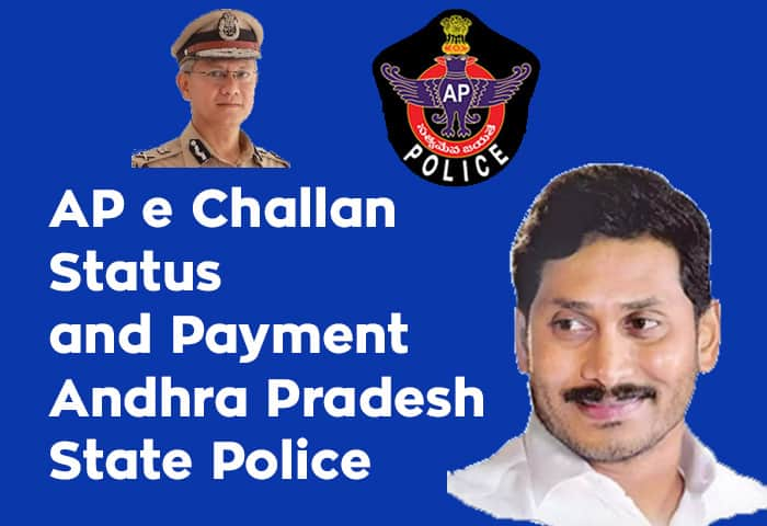 AP e Challan Status and Payment Andhra Pradesh State Police