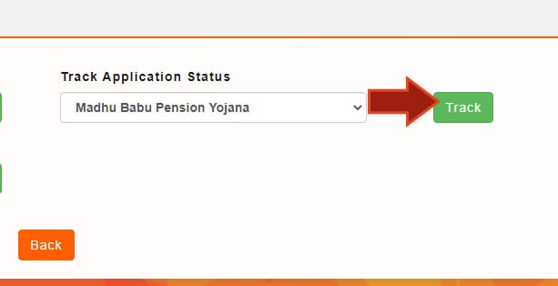 Madhu Babu Pension Yojana Online Application Status