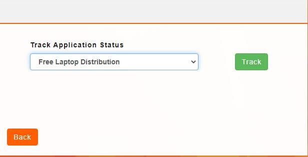 Odisha Free Laptop Scheme Application Status