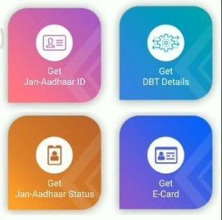 Jan Aadhaar ID
